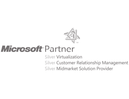 Microsoft Silver MidMarket Bussines Solutions